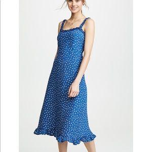 Faithfull The Brand 'Noemie' Midi Dress S